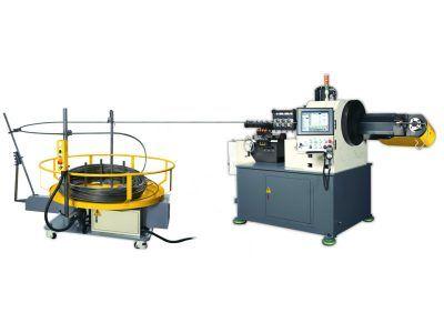 Giętarka CNC do drutu CHR-3A