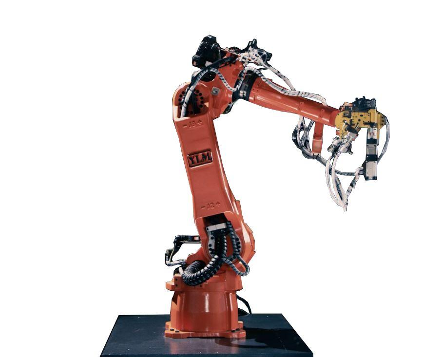CNC Robotic Bender