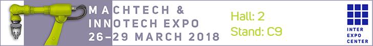 Mach Tech & Inno Tech Expo 2018