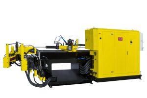 Giętarka elektryczna CNC50MS-AE-9A