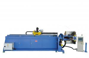 Giętarka elektryczno-pneumatyczna CNC08