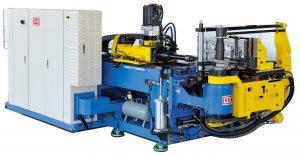Giętarka elektryczno-hydrauliczna CNC90-MS-RSM-6A