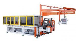 Giętarka elektryczna CNC90MS-RAE-10A